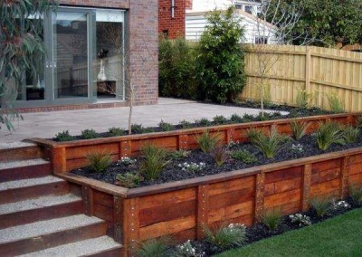 Retaining walls Geelong