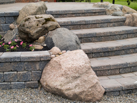 Rock Retaining Walls Geelong