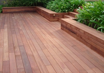 Geelong deck timber decking
