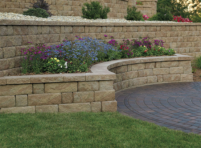 Retaining walls geelong geelong landscaping for Landscaping rocks geelong